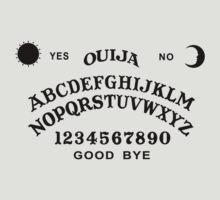 Ouija Board by soxtober