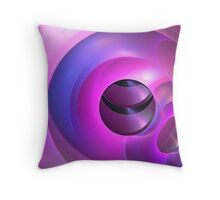 Magical mood Throw Pillow
