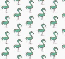 Dodo-esque flamingo pink bird by Katapillar
