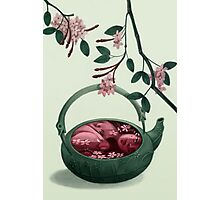 Ophelia in a teapot Photographic Print