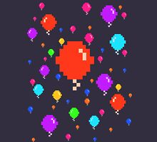 Pixel Balloons Unisex T-Shirt