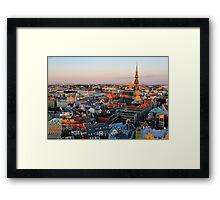 Views of Old Riga 2 Framed Print