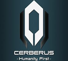 Mass Effect - Cerberus by SolarShadow1