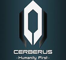 Mass Effect - Cerberus by SolarShadow1