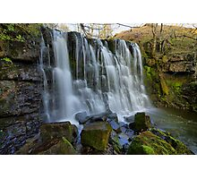 Scale Haw Force Photographic Print
