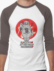 Baytron Men's Baseball ¾ T-Shirt