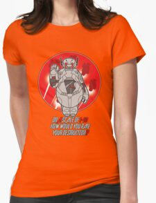 Baytron Womens Fitted T-Shirt
