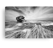 Sierra Nevada Rocks, Portsea, Mornington Peninsula Canvas Print