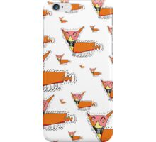 Lots of foxes iPhone Case/Skin