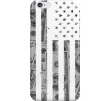 American Flag Money iPhone Case/Skin
