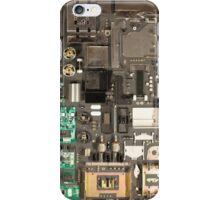 Matsumura Banknote sorting Machine iPhone Case/Skin