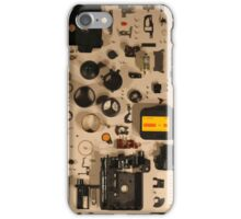 Canon Video Camera iPhone Case/Skin