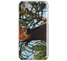 Protected species iPhone Case/Skin