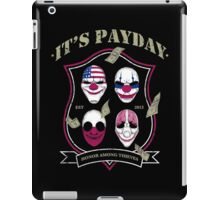 Honor among thieves iPad Case/Skin
