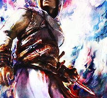 assassins creed Altair by ururuty