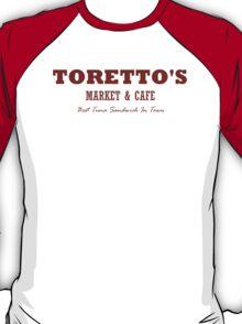 Toretto's Market & Cafe T-Shirt