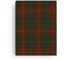 00343 Meath County District Tartan  Canvas Print