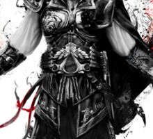 Assassin's Creed Ezio Sticker