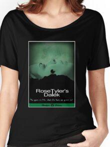 Rose Tyler's Dalek Women's Relaxed Fit T-Shirt