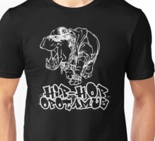 Hip Hop Opotamus (Inverted) Unisex T-Shirt
