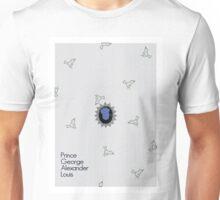 Prince George Minimalist  Unisex T-Shirt