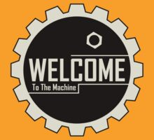 Welcome To The Machine by vikisa