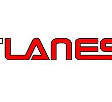Pitlanes.com Logo merchandise by Pitlanes