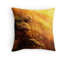 Oblivion Hymns Throw Pillow
