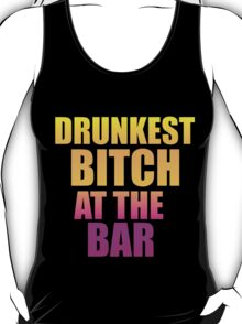 drunk bar T-Shirt