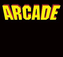 Arcade Retro by monsterplanet
