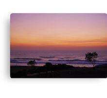 Sunrise - South Africa Canvas Print
