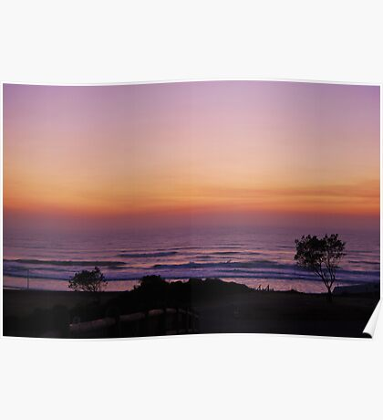Sunrise - South Africa Poster