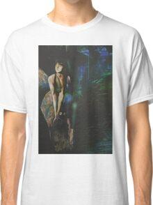 Fantasy Blue Grotto Classic T-Shirt