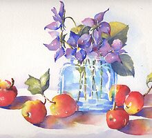 Crab Apples by Nora Mackin