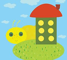 Caterpillar by creative-soul