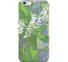Inspire the future, grow something iPhone Case/Skin