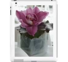 TABLE DECORATION iPad Case/Skin