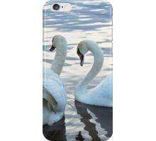 Swans iPhone Case/Skin