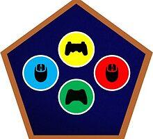 SplitScreen Badge  by xGeberx