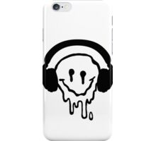 Face Melted Mr. Smiley iPhone Case/Skin