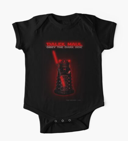 Dalek Maul One Piece - Short Sleeve