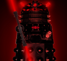 Dalek Maul Sticker