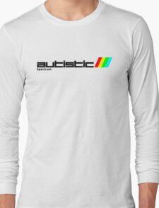 Autistic (ZX)Spectrum Long Sleeve T-Shirt