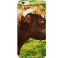 Master of the Herd iPhone Case/Skin