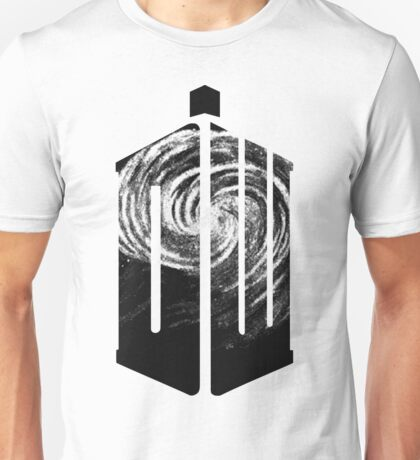 Doctor Who - Swirly Unisex T-Shirt