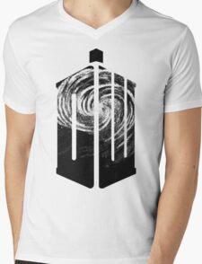 Doctor Who - Swirly Mens V-Neck T-Shirt