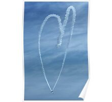 Love in the Skies Poster