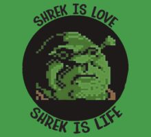 Shrek is Love, Shrek is life by Romantically