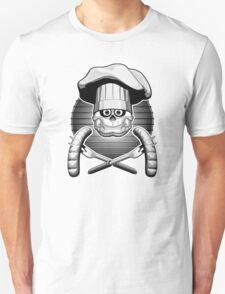 Outdoor Grill Chef T-Shirt