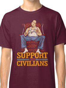 Support Our Civilians Classic T-Shirt